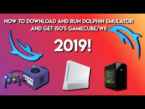 How To Download Dolphin And Get Wii And Gamecube ISOS 2020!