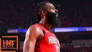 Houston Rockets vs Utah Jazz - Game 2 - Full Game Highlights | April 15, 2019 NBA Playoffs