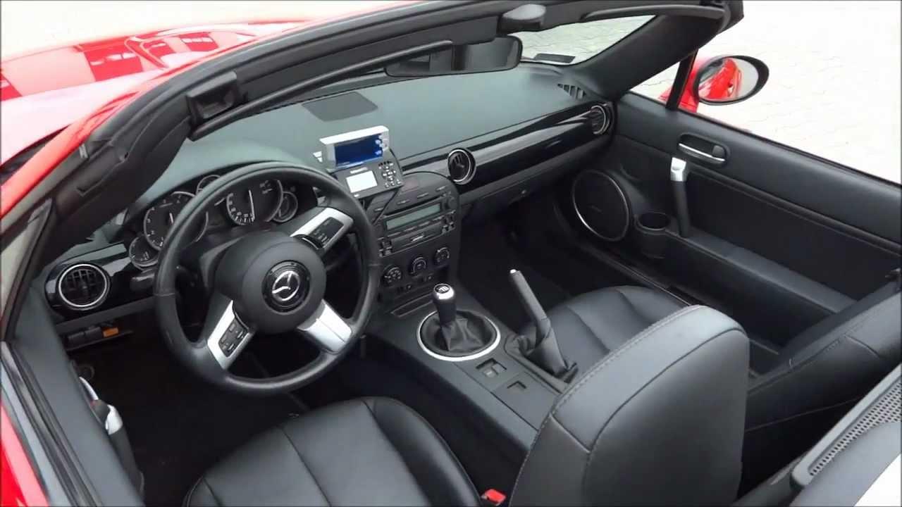 mx-5 nc turbo test drive - youtube