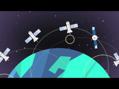 The future of the Internet is in outer space