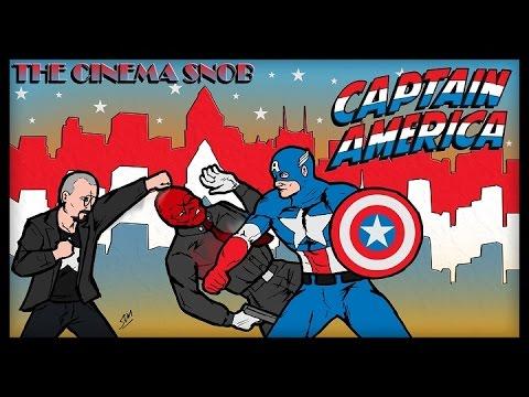 The Cinema Snob: CAPTAIN AMERICA