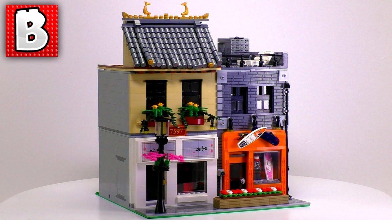Lego City Apartment