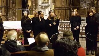 Proyecto Coral de Difusión - Concierto en Parroquia Montserrat