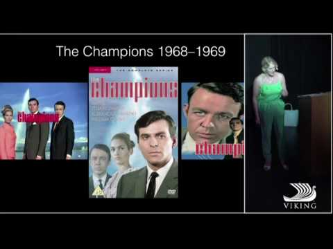 """My film career: """"Our American Star"""" - Champions (1968)"""