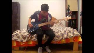 Days Of Confusion//Grace//Bass Cover