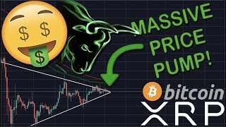 ATTENTION!: XRP/RIPPLE & BITCOIN COULD EXPLODE ANY MINUTE | MASSIVE PRICE PUMP?