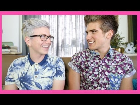 XXX MAD LIBS (ft. Joey Graceffa) | Tyler Oakley