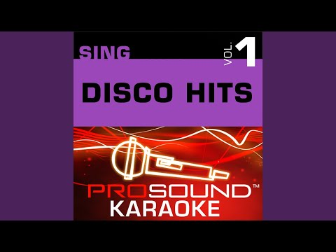 I Will Survive (Karaoke Instrumental Track) (In the Style of Gloria Gaynor)