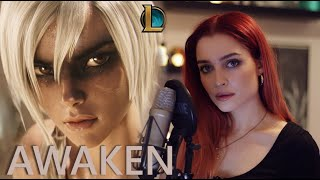 Download Awaken   League of Legends cover by WØnder