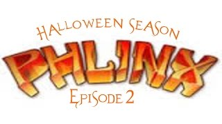 Pogo Games ~ Phlinx Episode 2 - Halloween Season