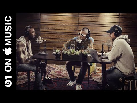 GoldLink on music influences including Pharrell [Preview]   Beats 1   Apple Music