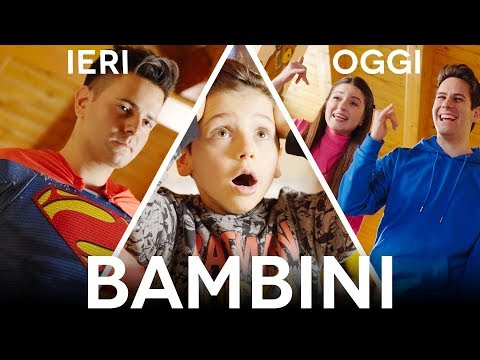 BAMBINI - Ieri Vs Oggi w/Me Contro Te