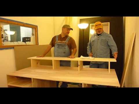 how to build a recording studio desk youtube