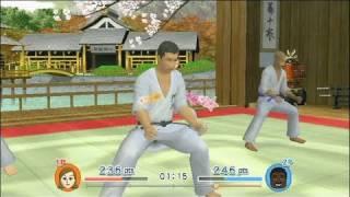 Exerbeat - Wii - Martial Arts Programs: Karate
