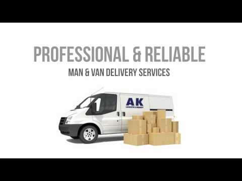 AK Logistics Ltd. - London Courier Service, Same Day & Pallet Delivery Service