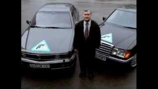 Mitsubishi Sigma 24V vs. Mercedes 300E 24V