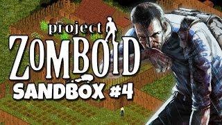 Project Zomboid - Sandbox Part 4 - Farming