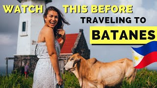 WATCH THIS BEFORE travelling to BATANES in the PHILIPPINES