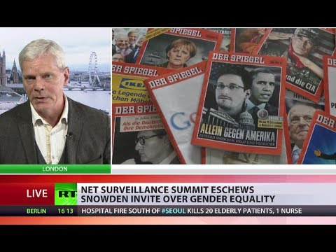 No credibility for #SIF14 w/out Snowden. More whistleblowers coming - Wikileaks