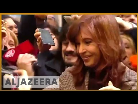 🇦🇷 Argentina ex-leader Kirchner appears in court over corruption  | Al Jazeera English