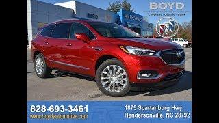 2018 Buick Enclave Hendersonville NC BT8237