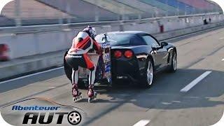 Corvette vs. Skater - Abenteuer Auto
