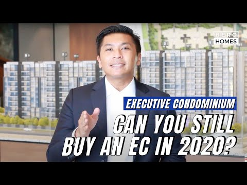 Executive Condo (EC) Still Can Buy in 2020? Parc Canberra,Ola Residences & Tampines Parc Central