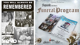 Squash - Funeral Program (Official Audio)