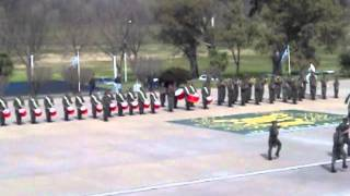 GENDARMERIA NACIONAL ARGENTINA BANDA ESCUGEN 9 SEP 2011