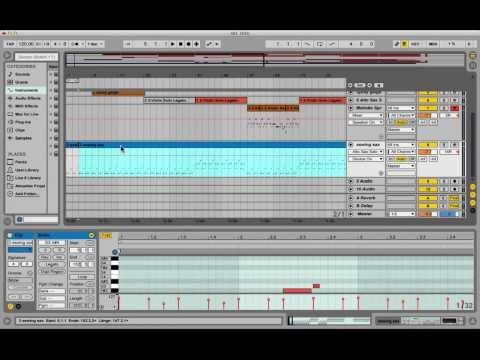 writing sheet music with ableton live and musescore