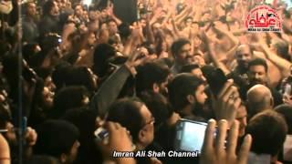 Meray Mola Kivay Roka Me Sajjad (a.s) Aseer - Ansar Party - 24 Muharam Mochi Gate Lahore  2015
