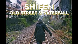 TAIWAN VLOG   Day 2: Shifen Old Street & Waterfall