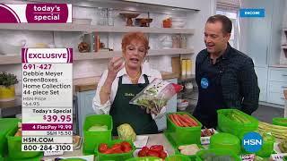 HSN   Kitchen Innovations featuring Debbie Meyer 01.27.2020 - 04 AM