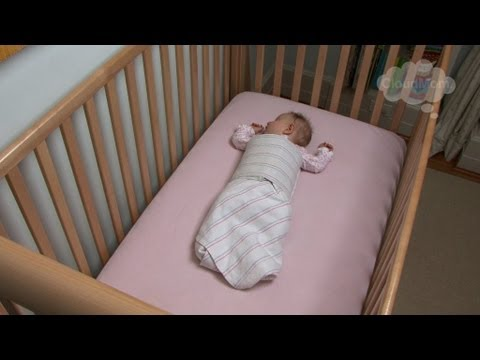 Baby Sleep Guide from Newborn to 6 Months CloudMom - YouTube