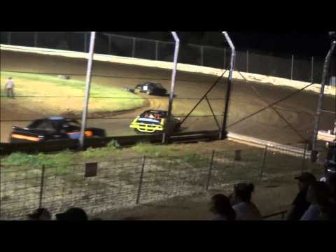 Doe Run Raceway Mini stock Feature 6-12-15