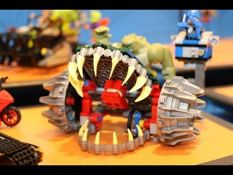 LEGO DC Comics Super Heroes: Summer 2016 sets on display ...