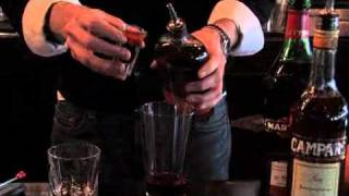 How to Make a Bouleטardier Cocktail