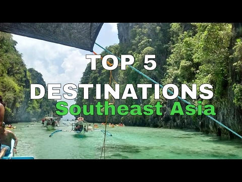 Best Places to Travel in Southeast Asia!!!