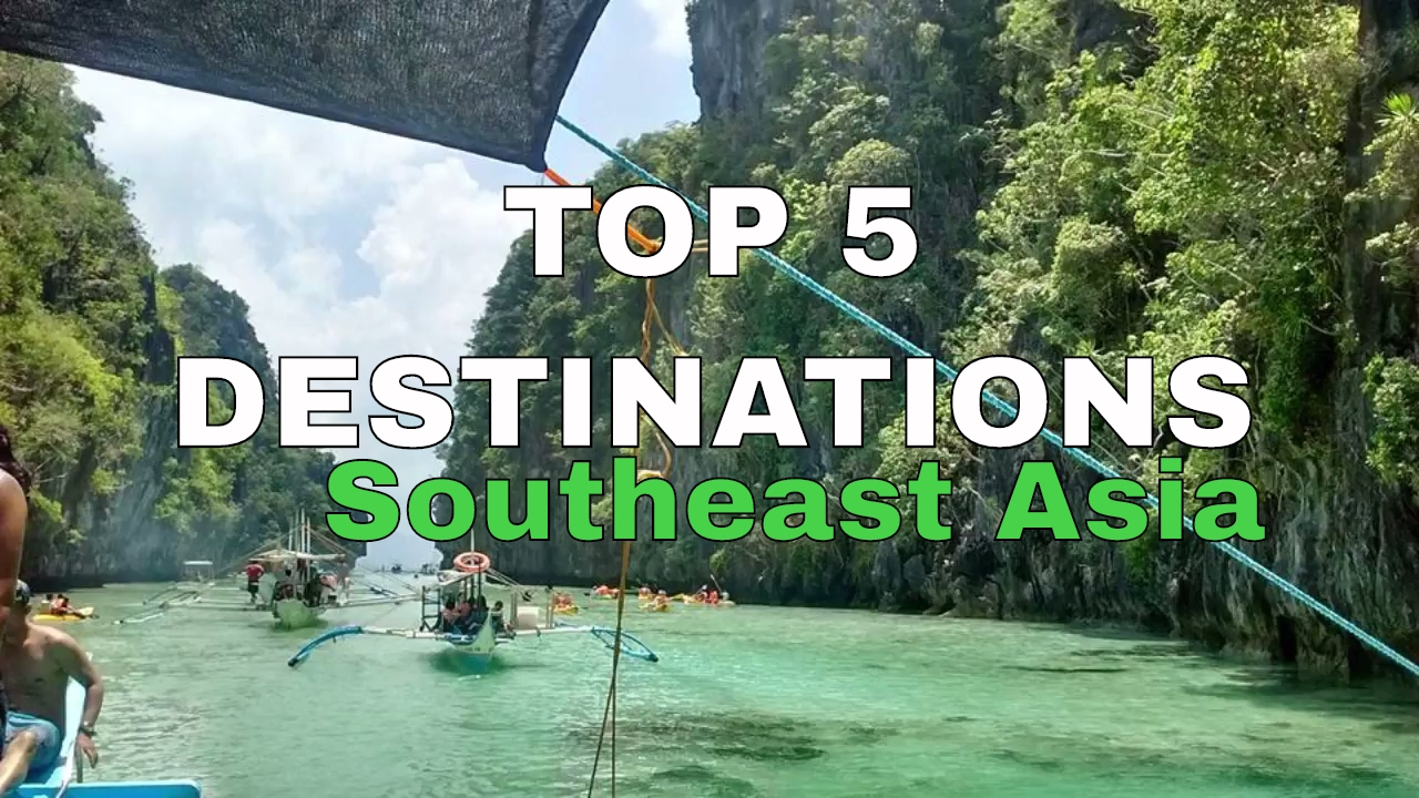 Best places to travel in southeast asia youtube for Best places to visit in the southeast