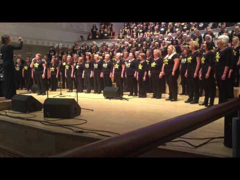 Something Inside So Strong - Rock Choir