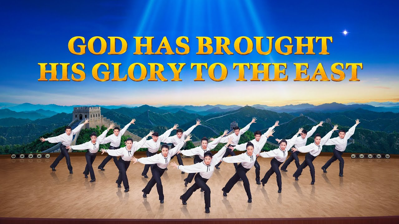 """Gospel Song Video   Welcome the Return of the Lord Jesus   """"God Has Brought His Glory to the East"""""""