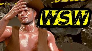 EARL SMOTHERS vs. BOSS HOSS WORLD TITLE SHOCKER! WSteveW Ep. 9 (WWE 2K17 Gameplay)