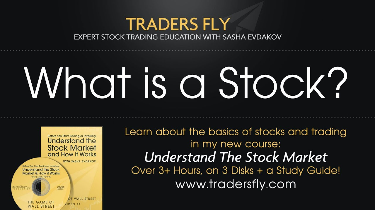 What Is A Stock Beginners Guide To Investing