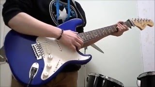 Hollywood Undead - Disease (guitar cover)