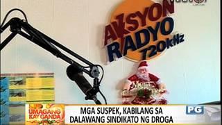 Mga nagtangkang pumasok sa radio station, kasama sa sindikato?