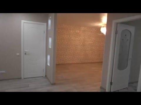 Пример ремонта 2 комнатной квартиры в Омске под ключ(мкр.на Андрианова)