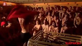 Sauna WM. Best Aufguss from Dirk