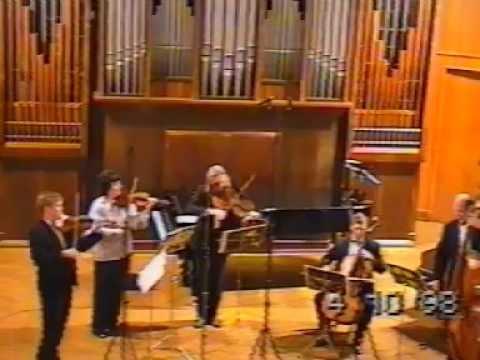 Боккерини, Луиджи - Струнный квинтет op. 25 № 1 ре минор