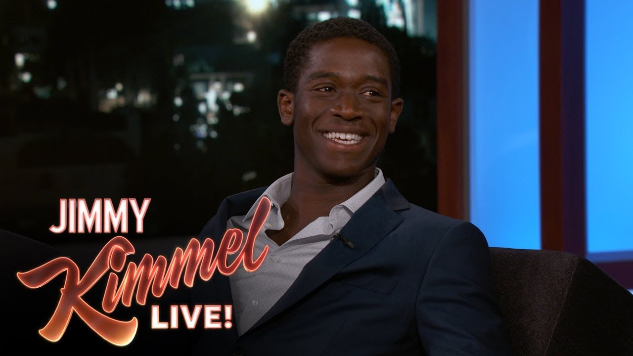 Download Damson Idris Learned American Accent from Famous Rapper