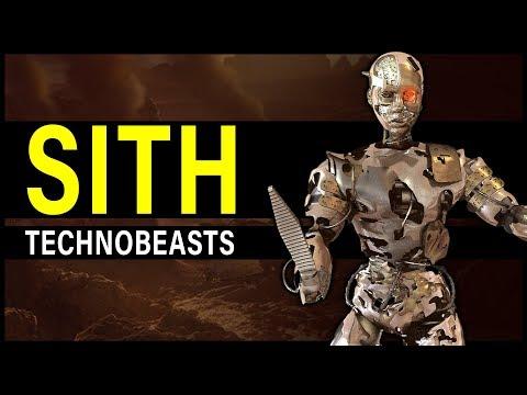 The Most Disturbing Technology in the Galaxy -- the Sith Technovirus | Star Wars Legends